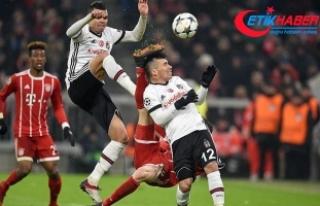 Beşiktaş-Bayern Münih maçının kadroları belli...