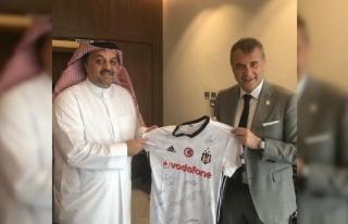 Beşiktaş Başkanı Fikret Orman'dan Katar çıkarması...