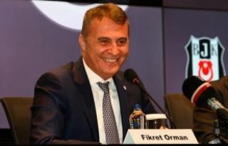 Beşiktaş Başkanı Orman: Hangi cezamız indirildi...
