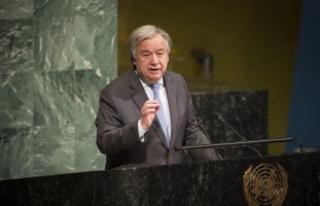 BM Genel Sekreteri'nden Nevruz mesajı