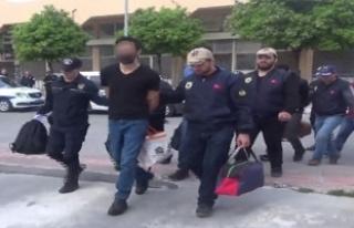 Bombalı eylem hazırlığındaki PKK'lılar yakalandı