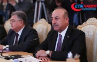 Çavuşoğlu: Türkiye-ABD görüşmesi ertelenebilir