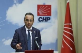 """CHP'li Tezcan: """"Türkiye'ye bir tosuncuk..."""