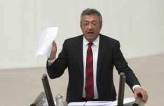 CHP Grup Başkanvekili Altay, infaz düzenlemesine...