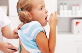Çocuklarda bahar alerjisi
