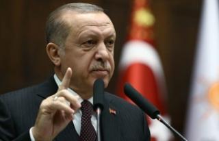 Cumhurbaşkanı Erdoğan'dan ABD'ye: Birlikte...
