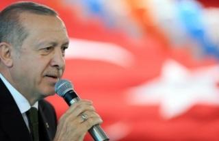 Cumhurbaşkanı Erdoğan: Enflasyonun anası da babası...