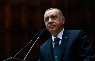 Meclis'te gerginlik! Erdoğan'dan çok sert...