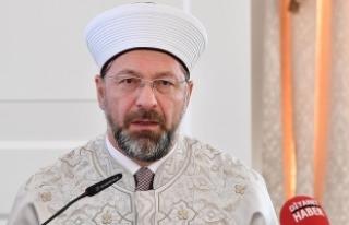 Diyanet İşleri Başkanı Erbaş: Herkes İslam hakkında...