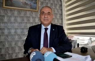 DSP Genel Başkanı Önder Aksakal'dan CHP'ye...