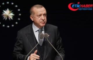 Cumhurbaşkanı Erdoğan: Türkiye, zirveye ulaşana...