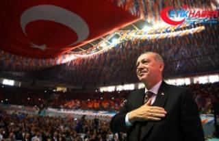 Erdoğan: Bölücü terör örgütü Kürt kardeşlerime...