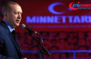 Erdoğan: Trump'a 'İsrail'e müdahale...