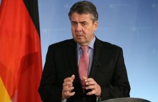 Eski Almanya Dışişleri Bakanı Gabriel: Afrin,...