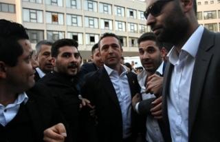 Fenerbahçe Başkan Adayı Ali Koç, İzmir'de...