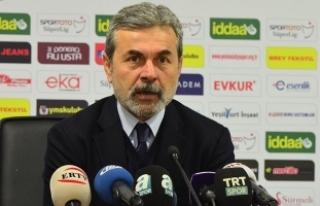 Fenerbahçe Teknik Direktörü Kocaman: Üst gruptan...