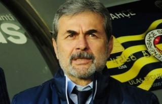 Fenerbahçe Teknik Direktörü Kocaman: Yıldırım...
