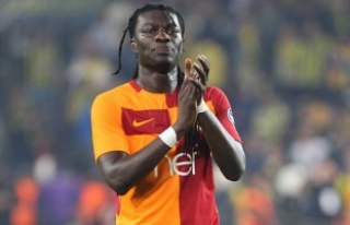 "Galatasaray'ın golcüsü Gomis: ""Fırsatlar..."