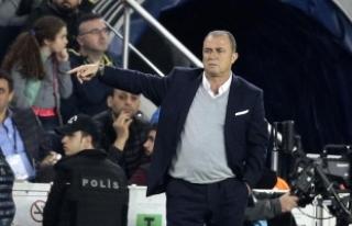 Galatasaray Teknik Direktörü Terim: Deplasmanda...