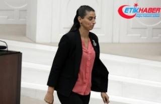 HDP'li Uca hakkında 4 suçtan 2 fezleke