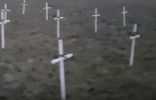 Hollanda'da cami yapılması planlanan alana...