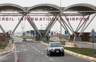 """İbadi'den """"IKBY'deki havalimanları""""..."""