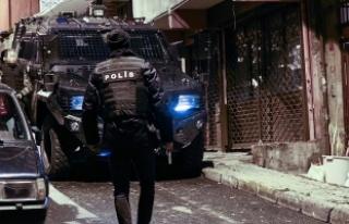 İstanbul'da 'Kangal Pençesi' operasyonu:...