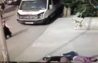 İstanbul'da dehşet anları kamerada: 1 ölü,...