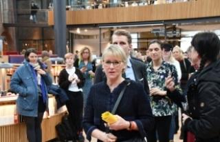 İsveçli Bakan Wallström'den Doğu Guta açıklaması