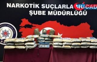 İzmir merkezli 8 ilde uyuşturucu operasyonu: 22...