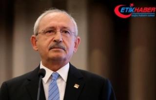 Kılıçdaroğlu: Bugün eğer biz Afrin'e giriyorsak,...