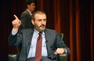 AKP'li Ünal: CHP iddialarını dinlediğimde...