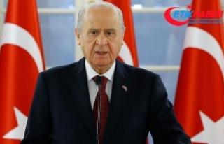 MHP Lideri Bahçeli'den Ramazan Bayramı Mesajı