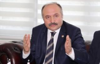 MHP'li Usta: Türkiye'de şeker üretimi mutlaka...