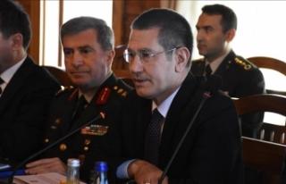 Milli Savunma Bakanı Canikli: Fransa askeri adım...