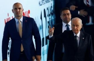 Olcay Kılavuz'dan MHP Lideri Bahçeli'ye Ülkücü...