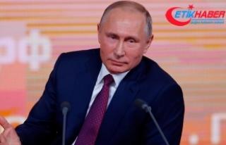 Putin'den operasyona tepki: Rusya en sert şekliyle...