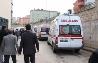 Siirt'te terör saldırısı: 6 güvenlik korucusu...