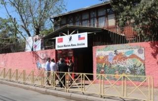 Şili'deki Mustafa Kemal Atatürk İlköğretim...