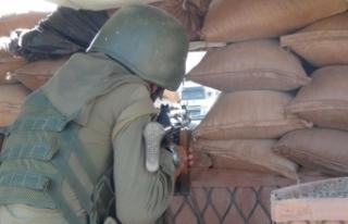 Sınırlarda 938 kişi yakalandı