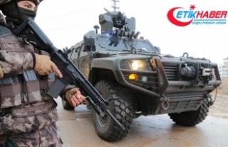 Şırnak'ta terör örgütü PKK mensubu 3 terörist...