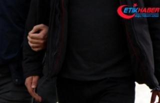 Ağrı'daki FETÖ/PDY soruşturmasında 8 tutuklama