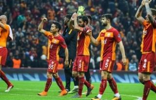 Spor Toto Süper Lig'de Galatasaray liderliğini...