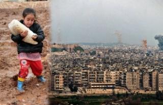 Suriye'de iç savaşın 8'nci yılı : En...