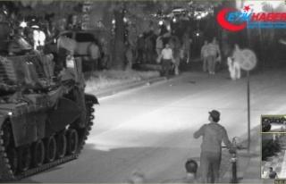 Tank taburu komutanı Büyükyazıcı: Mürettebata...