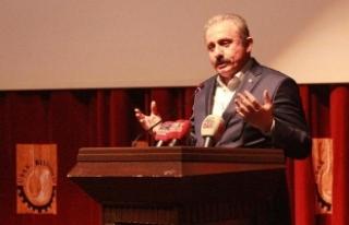 TBMM Anayasa Komisyonu Başkanı Şentop: Seçim ittifakı...