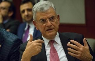 TBMM Dışişleri Komisyonu Başkanı Bozkır: ABD'nin...