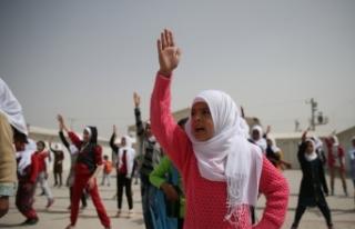 Tel Abyadlılar topraklarının teröristlerden temizlenmesini...