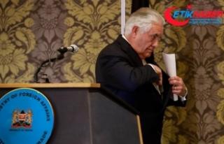 Tillerson Kenya'da rahatsızlandı