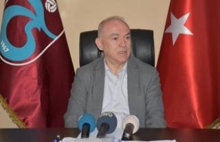 'Trabzonspor'un tecrübeli bir yönetime...